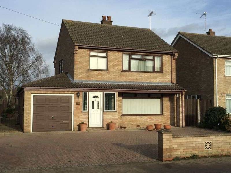 3 Bedrooms Detached House for sale in Northorpe