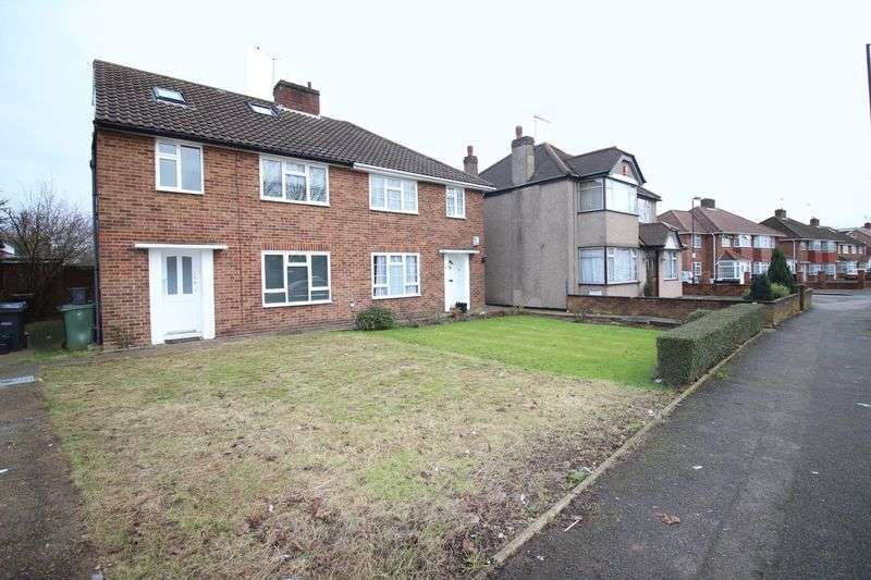 4 Bedrooms Semi Detached House for sale in Kenton Lane, Harrow