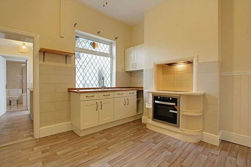 2 Bedrooms Terraced House for sale in Newport, Barton-Upon-Humber