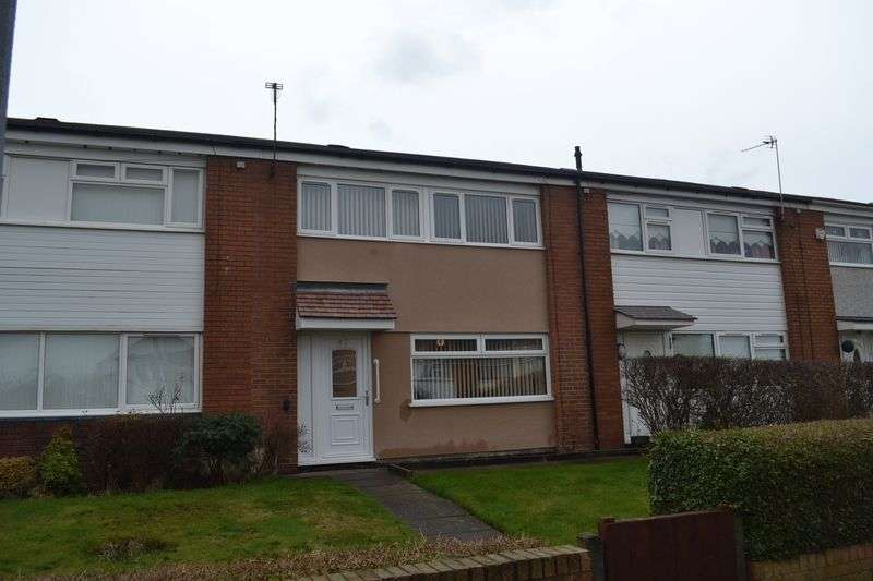 2 Bedrooms Terraced House for sale in Bowland Drive, Ford, Netherton