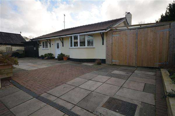 2 Bedrooms Bungalow for sale in Prenton Dell Road, Prenton