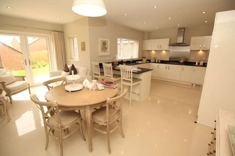 5 Bedrooms Detached House for sale in Thorntree Road, Brailsford, DE6