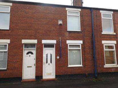 2 Bedrooms Terraced House for sale in Forster Street, Warrington, Cheshire, WA2