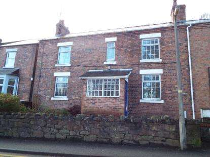3 Bedrooms Semi Detached House for sale in Castle Street, Caergwrle, Wrexham, Flintshire, LL12