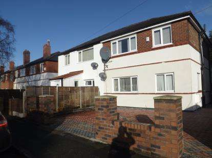 4 Bedrooms Semi Detached House for sale in Whitchurch Road, Manchester, Greater Manchester