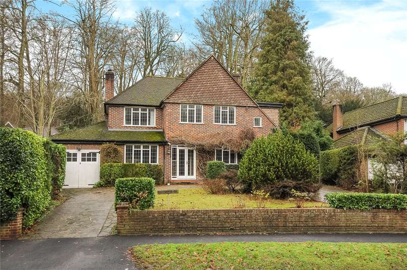 4 Bedrooms House for sale in Valley Road, Rickmansworth, Hertfordshire, WD3