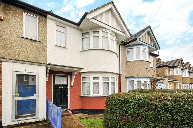 2 Bedrooms Terraced House for sale in Salcombe Way, Ruislip Manor, Middlesex, HA4