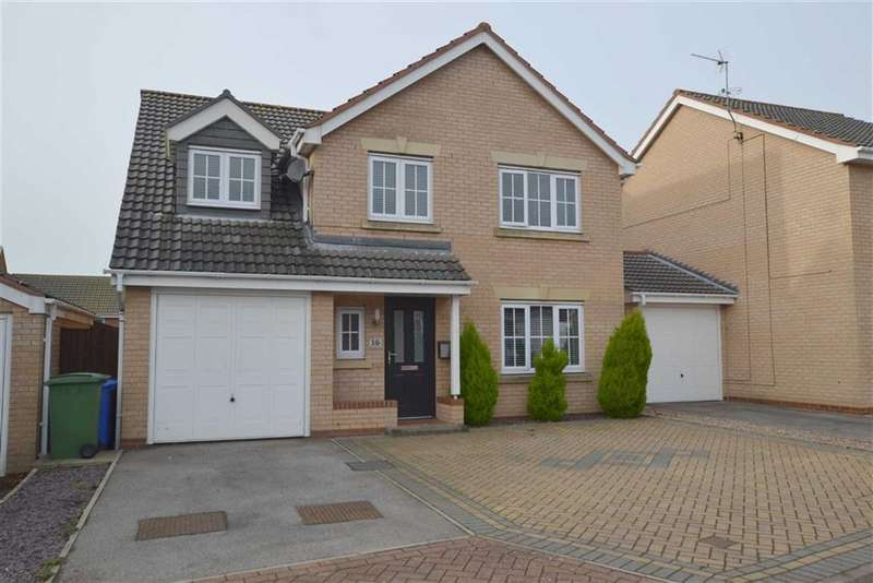 5 Bedrooms Property for sale in Waterdale Close, Bridlington, YO16