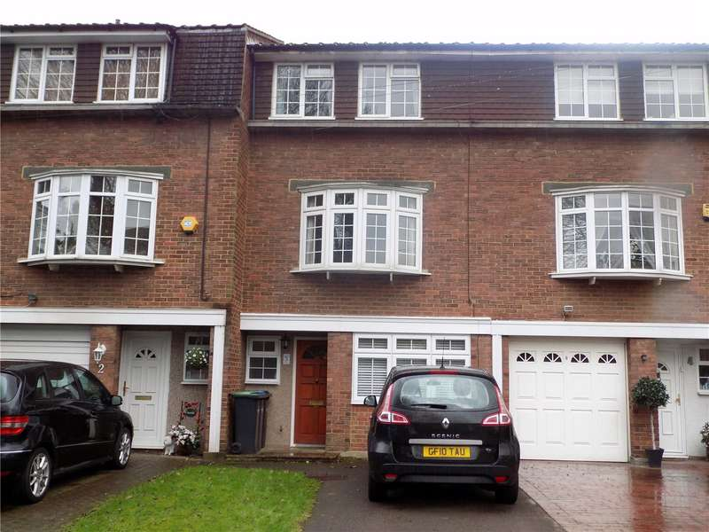 5 Bedrooms Terraced House for sale in Taunton Drive, Enfield, EN2