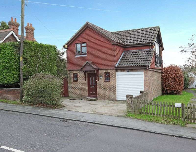 2 Bedrooms Detached House for sale in High Street, Nutley, East Sussex