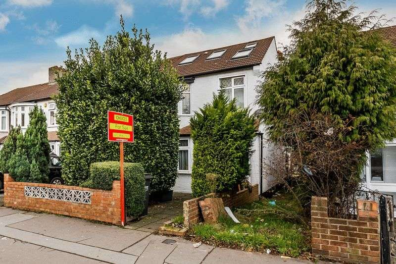 4 Bedrooms Terraced House for sale in Stafford Road, CROYDON
