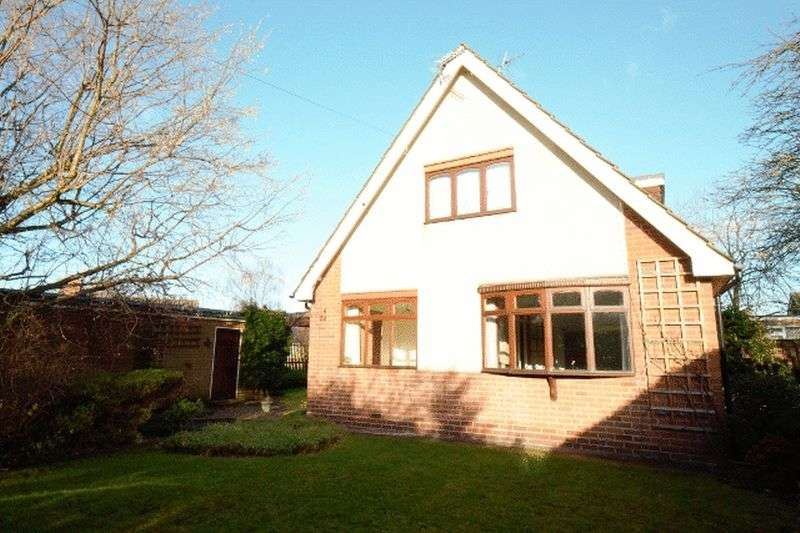 3 Bedrooms Detached House for sale in HOLT AVENUE, ALVASTON