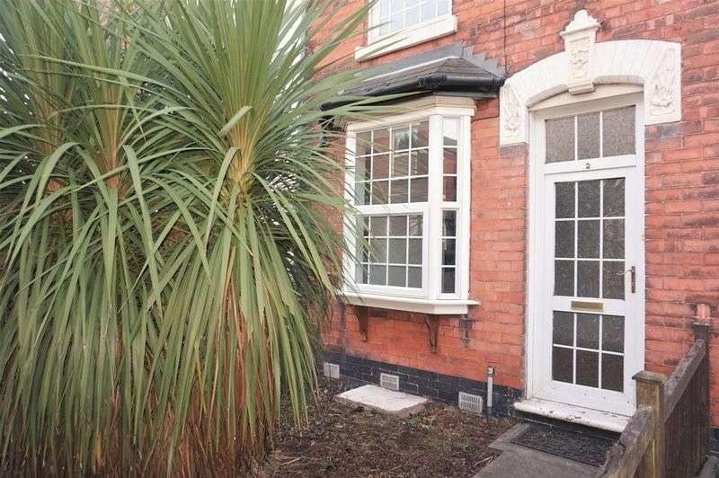 2 Bedrooms House for sale in Crabtree Road, Hockley, Birmingham, B18 7JU