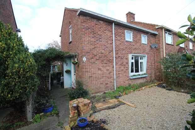 2 Bedrooms Property for sale in Moorland Road, Bridgwater, Somerset, TA6 4JP