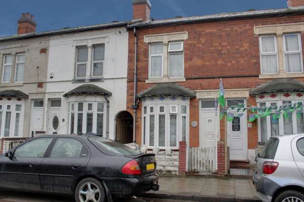 3 Bedrooms Terraced House for sale in Cobham Road, Birmingham, West Midlands, B9 4UP