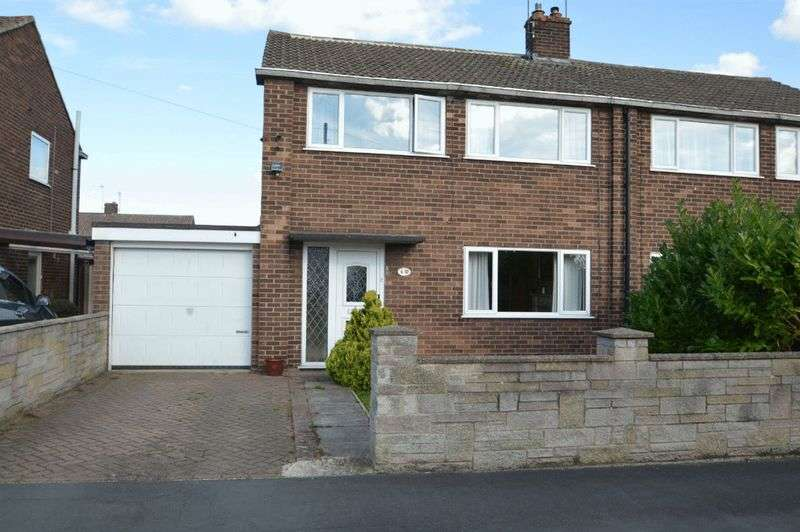 3 Bedrooms Semi Detached House for sale in Glenmore Drive, Norton