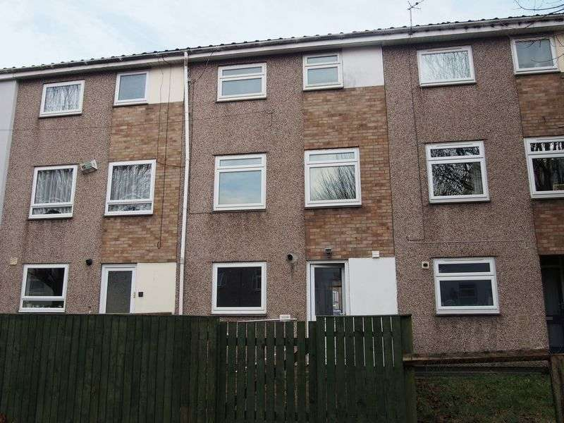 3 Bedrooms Terraced House for sale in Shaw Close, Bristol