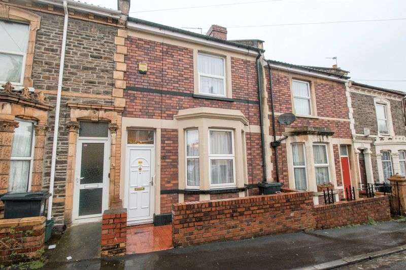 2 Bedrooms Terraced House for sale in St George, Bristol