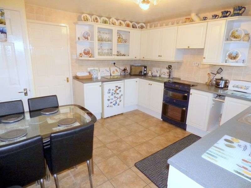 3 Bedrooms Detached House for sale in Tilstock,Whitchurch,Shropshire, SY13