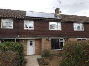 3 Bedrooms Terraced House for sale in Beech Grove, Storrington, Pulborough, West Sussex