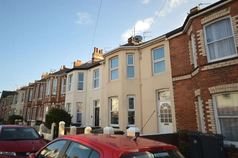 2 Bedrooms Flat for sale in Park Road, Exmouth, EX8