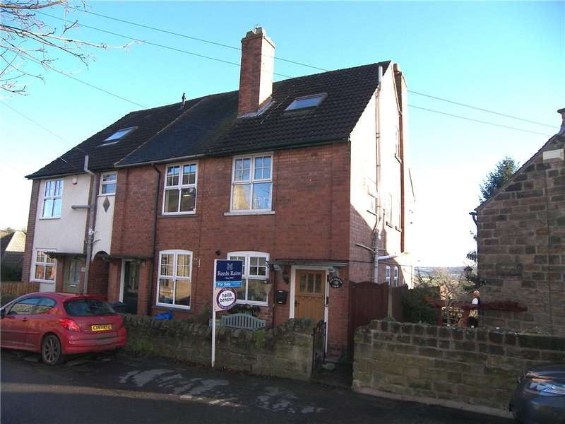 4 Bedrooms End Of Terrace House for sale in Valley View, Front Street, Fritchley, Belper, DE56