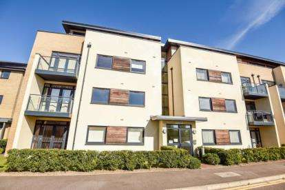 2 Bedrooms Apartment Flat for sale in Farrier House, 56 Thirleby Road, London