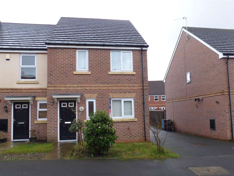 3 Bedrooms Terraced House for sale in Berryedge Crescent, Huyton, Liverpool