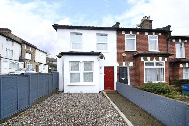 3 Bedrooms End Of Terrace House for sale in Livingstone Road, Thornton Heath