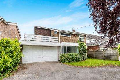 4 Bedrooms Detached House for sale in Church Road, Shareshill, Wolverhampton, Staffordshire