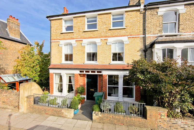 4 Bedrooms End Of Terrace House for sale in Elfort Road N5 1AZ
