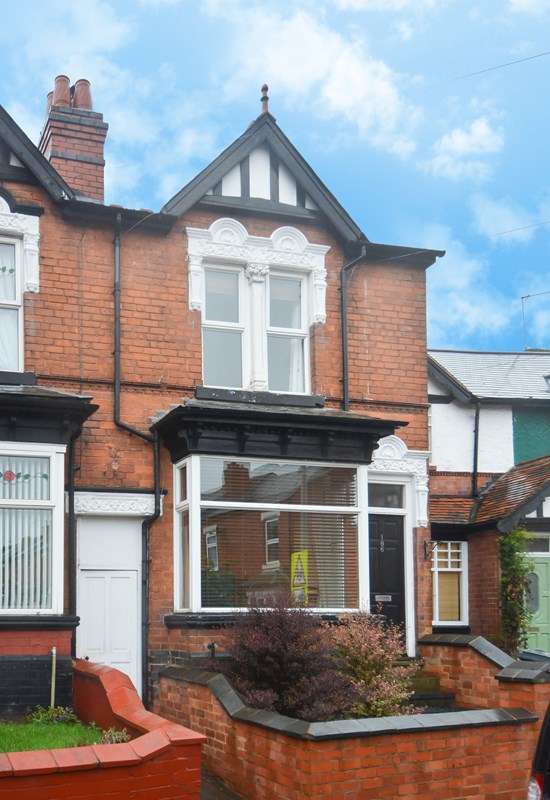 3 Bedrooms Terraced House for sale in Wigorn Road, Bearwood