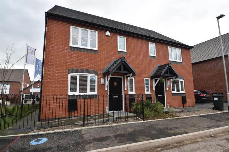 3 Bedrooms House for sale in Mercia Way, Kempsey