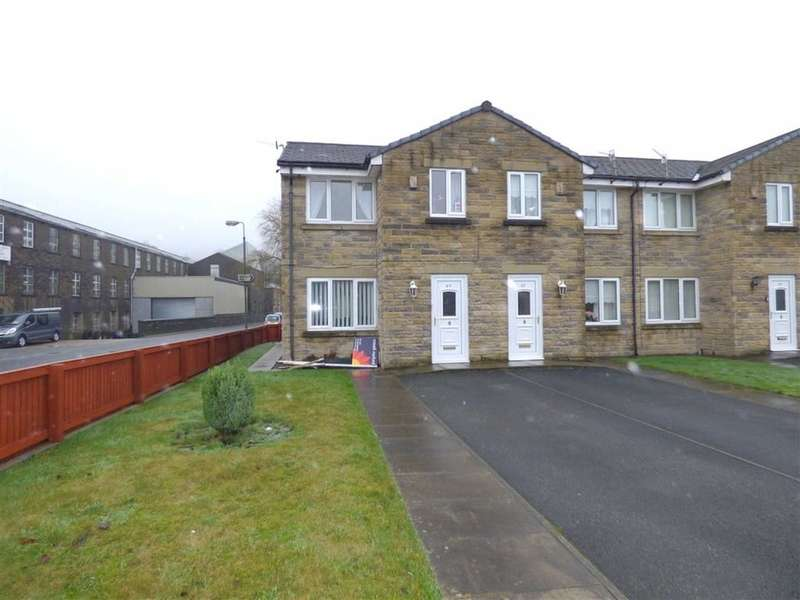 3 Bedrooms Property for sale in Rawstron Street, Whitworth, Rochdale, Lancashire, OL12