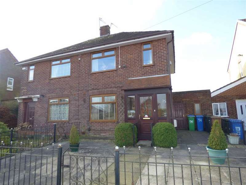 2 Bedrooms Property for sale in Hill Top Drive, Rochdale, Lancashire, OL11