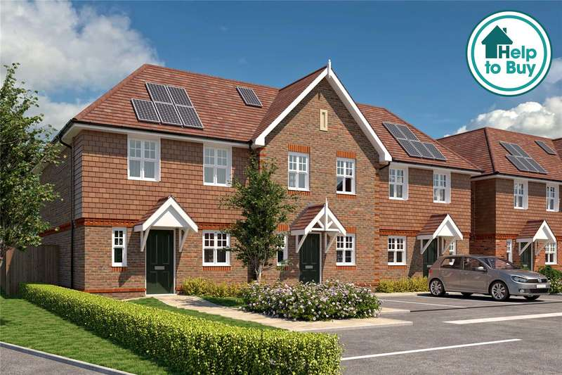 3 Bedrooms Terraced House for sale in Atte Lane, Bracknell, Berkshire, RG42