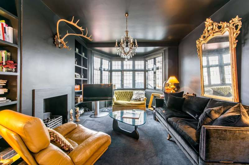 4 Bedrooms House for sale in Mount Pleasant Road, Kensal Rise, NW10