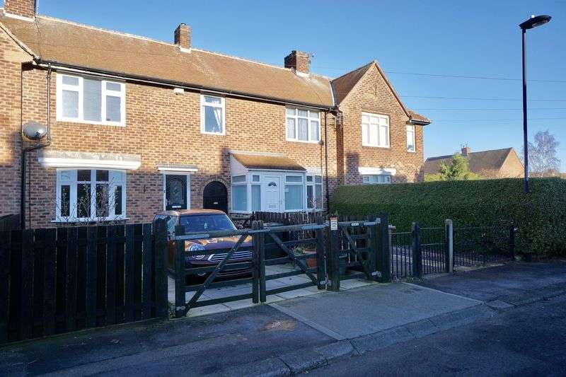 2 Bedrooms Terraced House for sale in WHEATFIELD GROVE, Benton