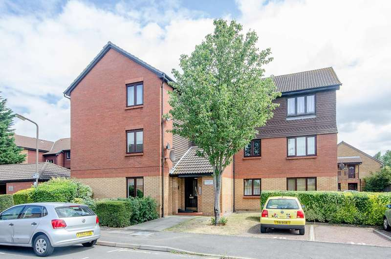 2 Bedrooms Flat for sale in Kipling Drive, Wimbledon, SW19