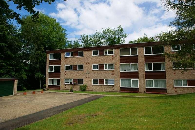 2 Bedrooms Flat for sale in Wildwood Court, CR8