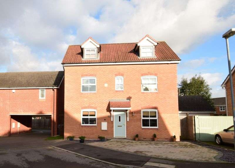 5 Bedrooms Detached House for sale in Gate House Lane, Bromsgrove