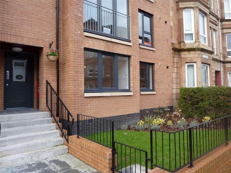 2 Bedrooms Flat for rent in Lochleven Road, Battlefield, Glasgow
