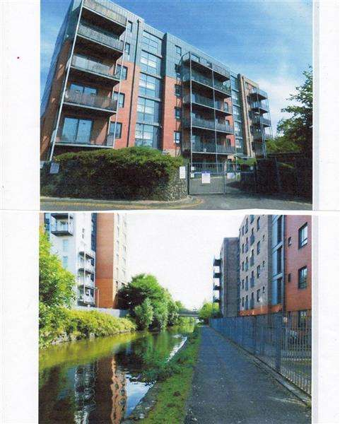 2 Bedrooms Apartment Flat for sale in The Waterfront Sports City, Manchester