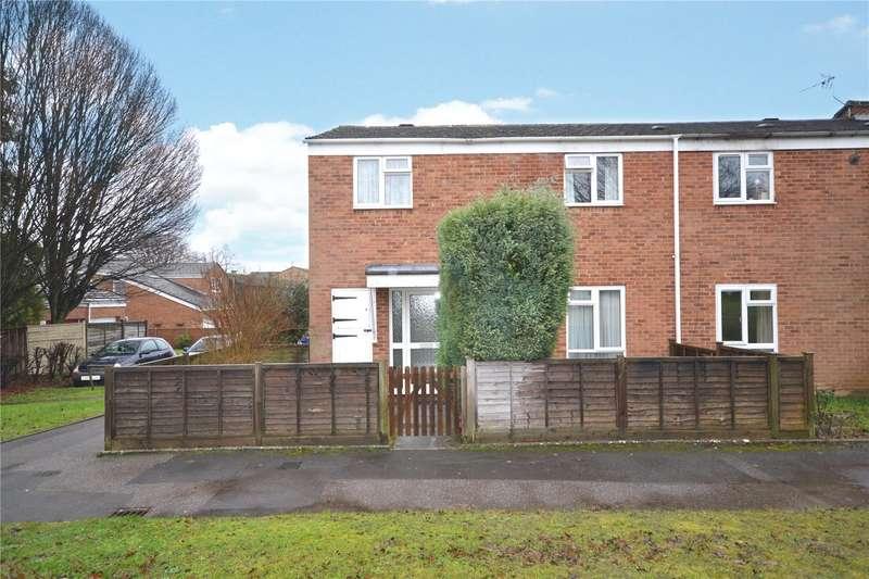 3 Bedrooms End Of Terrace House for sale in Melrose, Bracknell, Berkshire, RG12