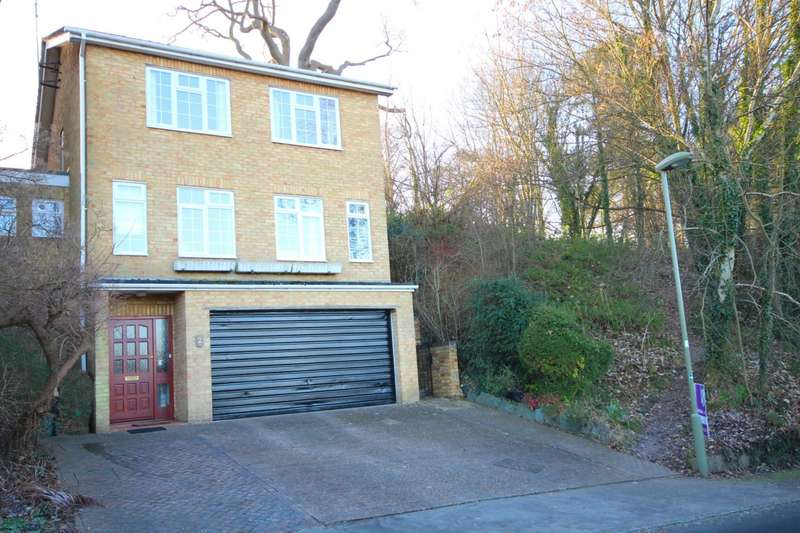 4 Bedrooms Detached House for sale in Haywards Close, Henley-On-Thames, RG9