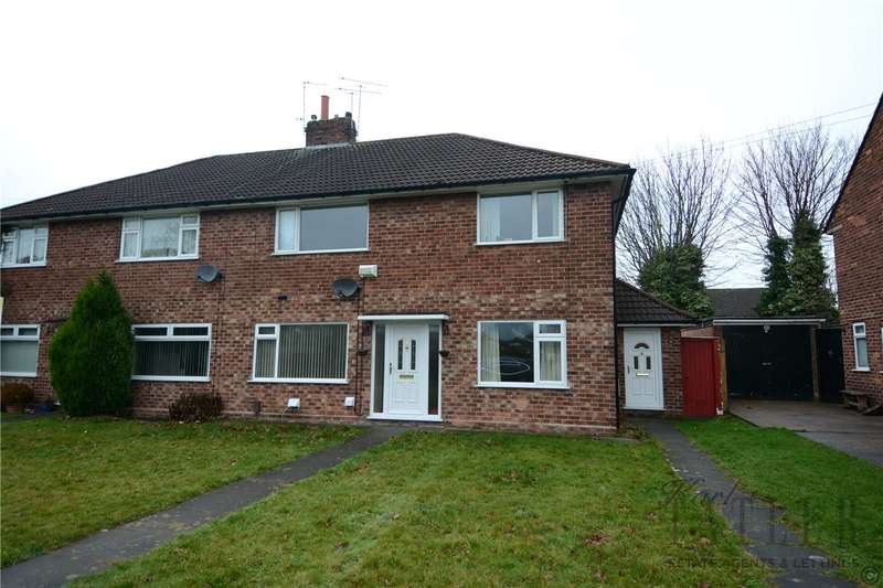 2 Bedrooms Flat for rent in Lowfields Avenue, Eastham, Wirral