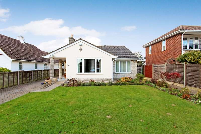 3 Bedrooms Detached Bungalow for sale in FRIARS CLIFF