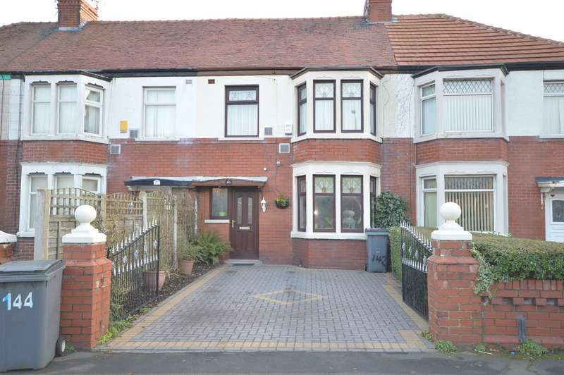 3 Bedrooms Terraced House for sale in Squires Gate Lane, South Shore