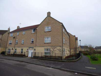 2 Bedrooms Flat for sale in Kingfisher Court, Calne, Wiltshire