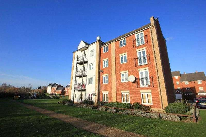2 Bedrooms Apartment Flat for sale in Provan Court, East Ipswich, Ipswich